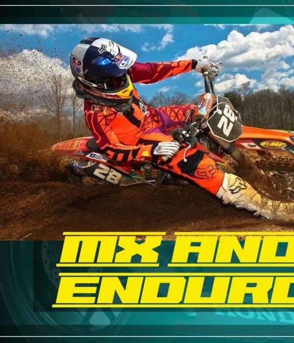 MX and Enduro Motorbikes