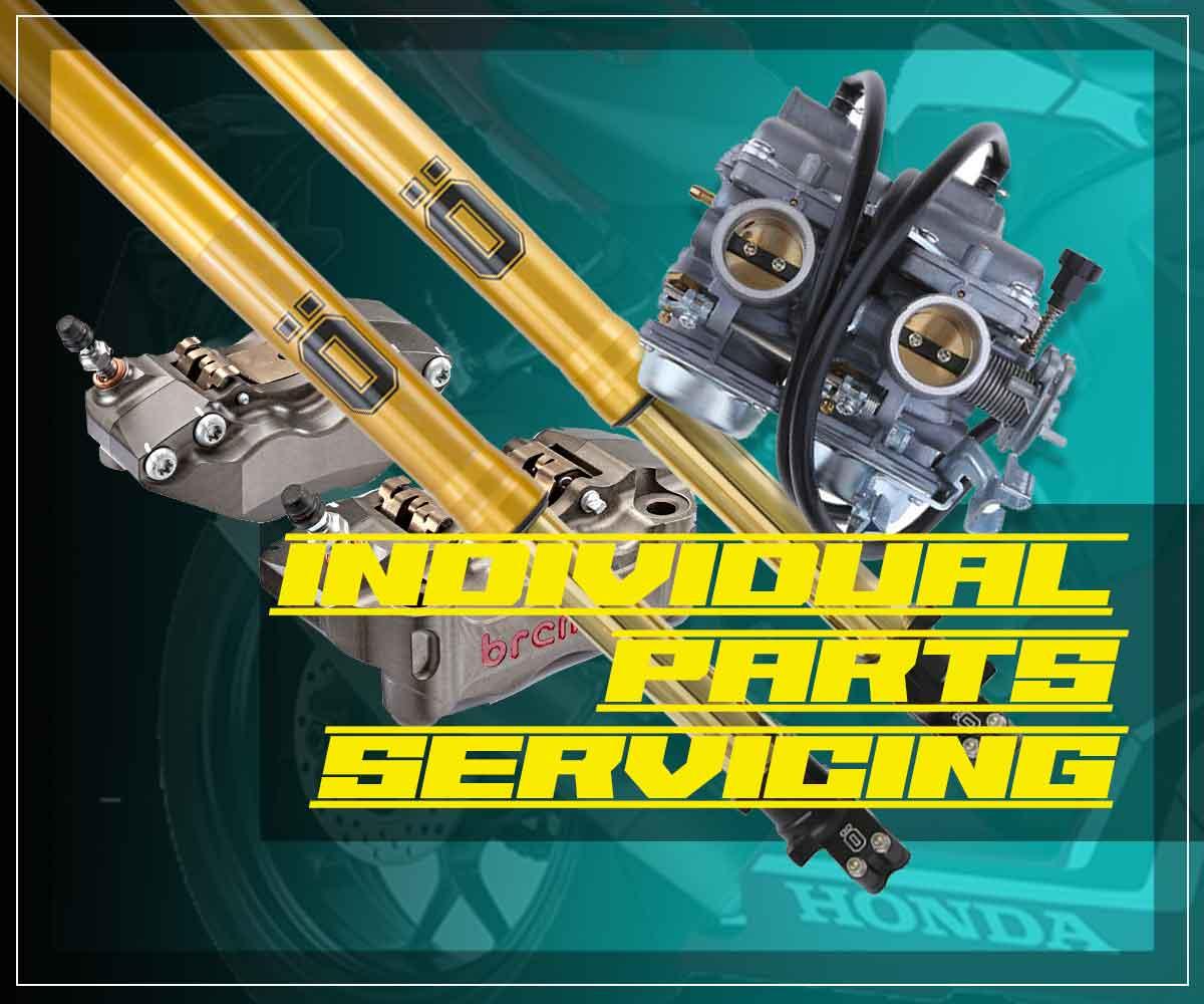 Parts Servicing
