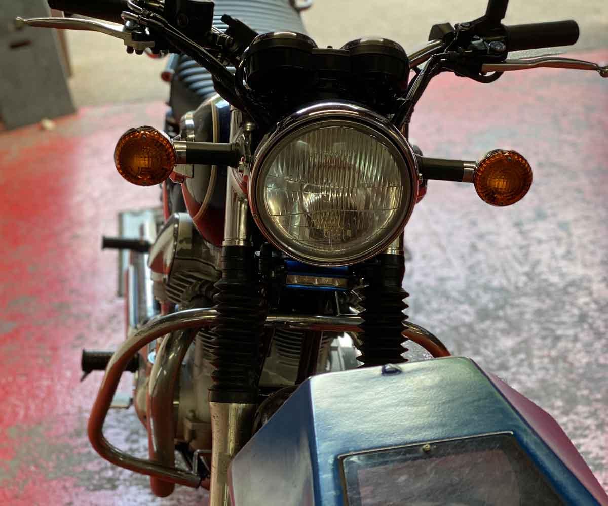 Motorbike MOT Station Image 3