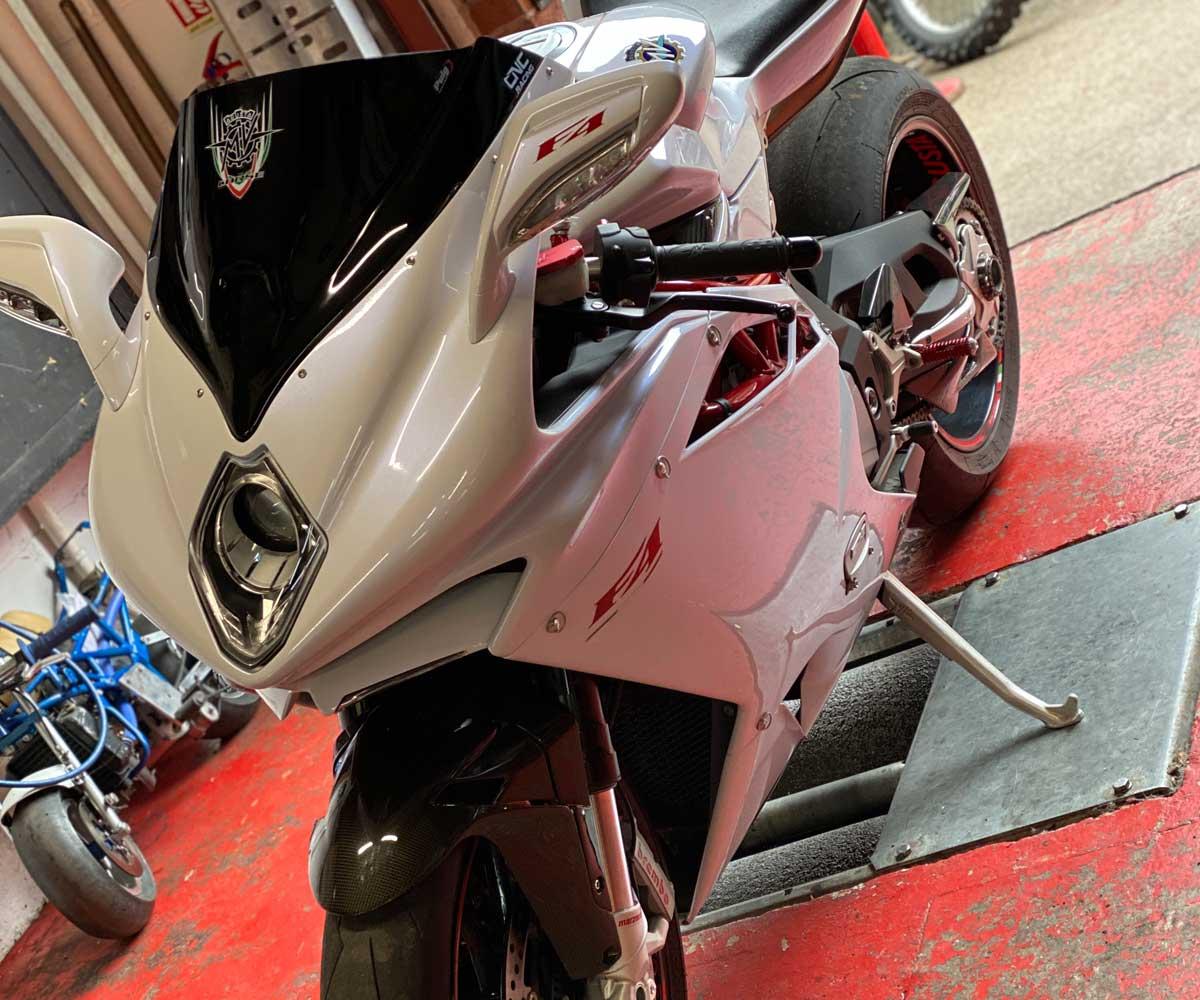 Motorbike MOT Station Image 5