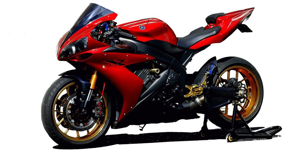 Red_yamaha_bike
