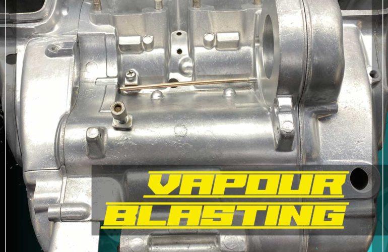 vapour blasting services