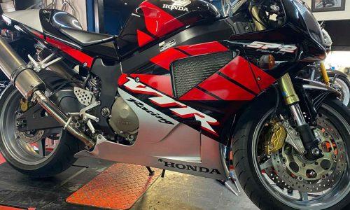 honda motorbike service